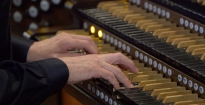 Joseph Galema plays: 'Rhosymedre' (Ralph Vaughan Williams).