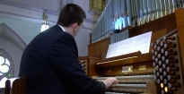 Jason M. Gunnell plays: 'Prelude On Sacrament' (Douglas E. Bush).