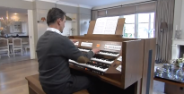 Offertoire by Denis Bédard played on the new Johannus Vivaldi 350