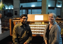 Ecclesia organ for the Cathedral of Christ the Living Saviour in Sri Lanka