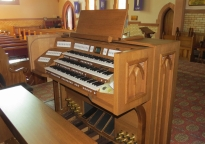 Ecclesia T-370 for St Andrew's Church, Pukekohe, New Zealand