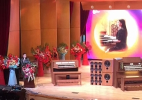 Organ Seminar and Concert with Chinese Organist Yihua Li in Harbin, China