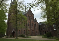How an old priest from Shanghai brought  a Johannus organ to the monastic village of Steyl
