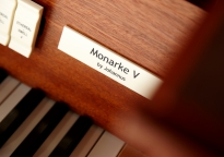 A Monarke Organ Perfectly Blends Your Dreams and Our Craftsmanship