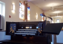 Ecclesia D-470 for the Good Shepherd Catholic Church in Orlando
